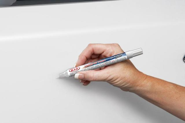 Touch Up Paint Pen   Clear White 1D   Kia (UA006 TU50141DA)