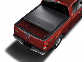 Tonneau Cover, Soft Roll-Up, Platinum