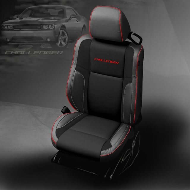Cover, Seat, Installed - Mopar (LRLA0152DI)