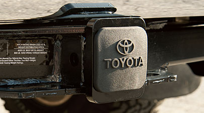 Towing, Hitch - Toyota (PT228-60060)