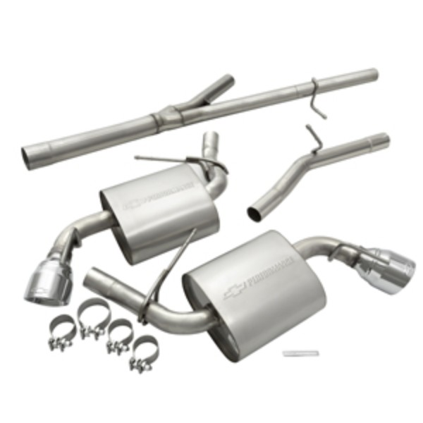 Ltg Exhaust Kit For Use With Ground Effects Kit