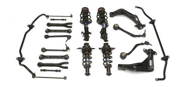 Gen 5 Z/28 Suspension Kit With Dssv(R) Dampers
