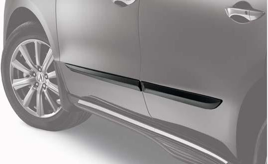 Genuine Acura 08P05-TZ5-250 Body Side Molding Replacement Parts ...