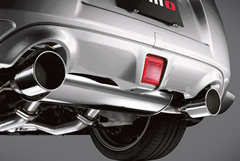 Nismo Exhaust Upgrade For 370Z - Nissan (B0100-1EA25)