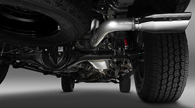 Exhaust System, Trd Cat-Back