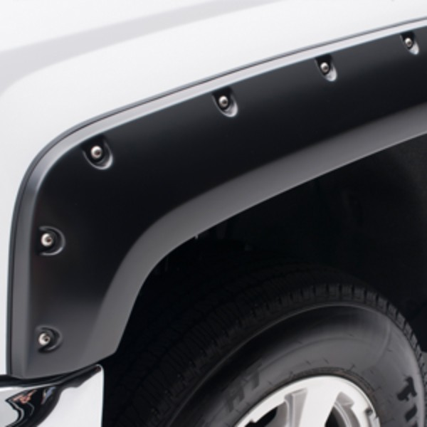 Fender flares bolt on look gm 19329548 quirk parts for General motors parts online discount code