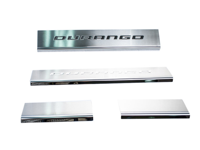 Door Sill Guard - Stainless Steel