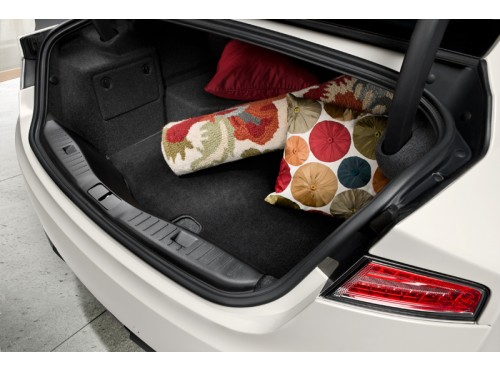 Cargo Area Mat, Carpet - Ford (DP5Z-5413046-CB)