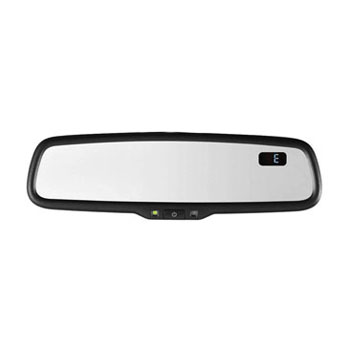 Mirror W/Compass Auto-Dimming