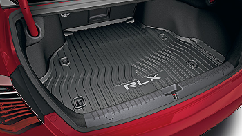 Cargo Area Trunk Tray