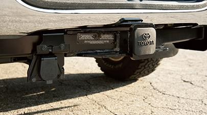 Tow Hitch Receiver, Class Iii - Toyota (PT791-04050)