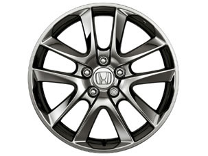 18in Chrome-Look Alloy Wheels - Honda (08W18-TP6-100)