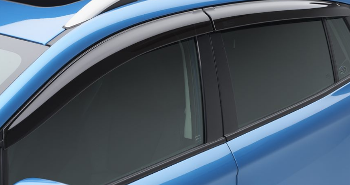 Wind Deflectors, Side - Subaru (F0010FL020)