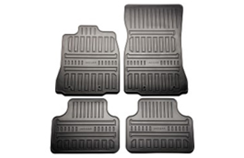 Floor Mats, Rear - Jaguar (C2D27142)