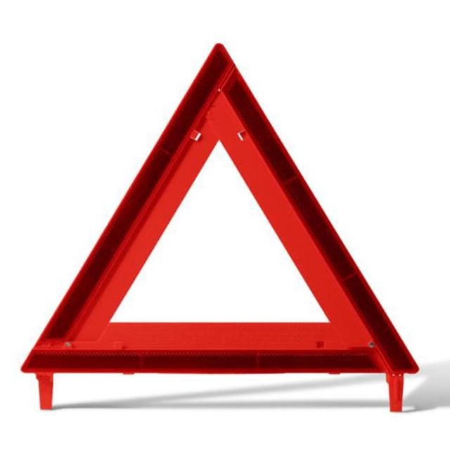 Safety, Reflective Triangle (Svc Comp) - GM (22745654)