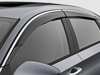 Air Deflectors, Door Visors