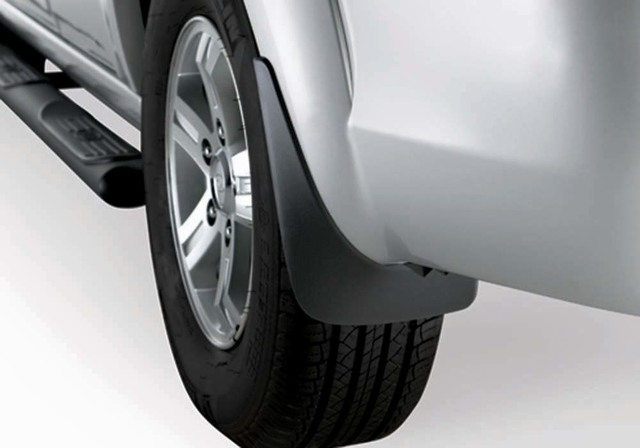 Splash Guards - Rear