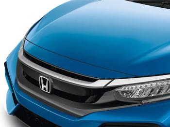 Honda Genuine Accessories 08P20-SVA-160 Royal Blue Pearl Door Edge Guard for Select Civic Models