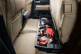 Cargo Organizer-DOUBLE CAB ONLY!!!