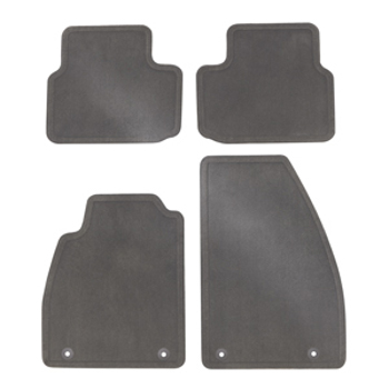 Floor Mats, Carpet, Front, Rear