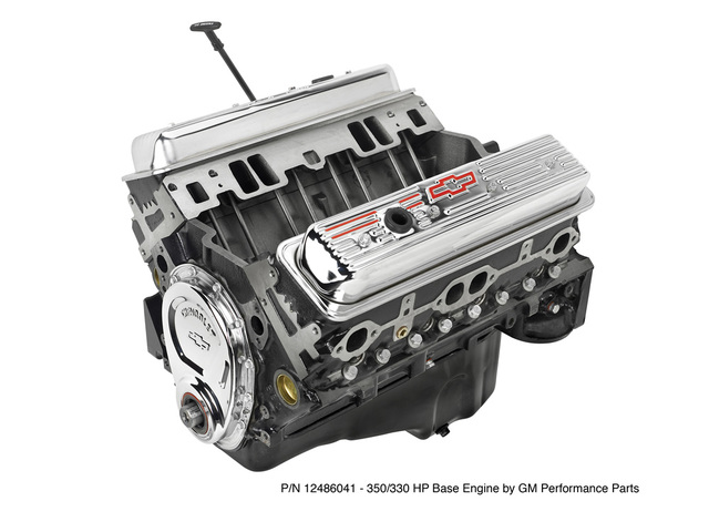 Chevrolet Performance Crate Engine 350 Ho Base 330HP