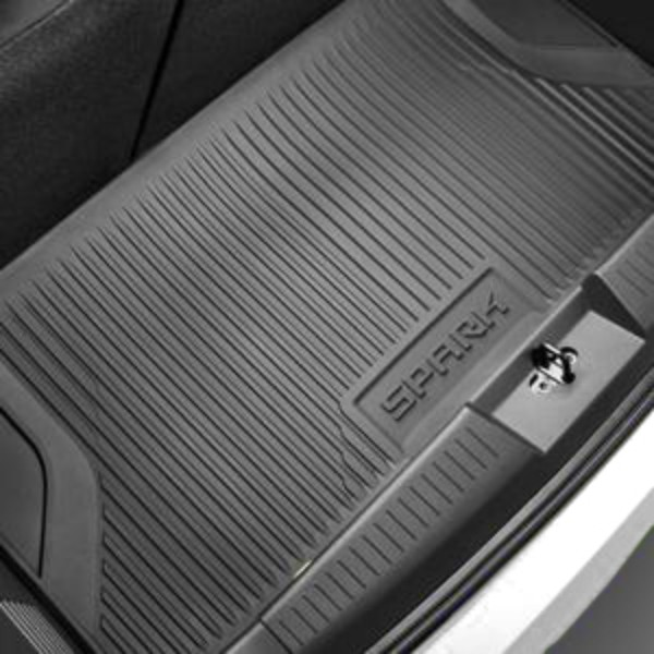 Cargo Area Floor Mat, All-Weather