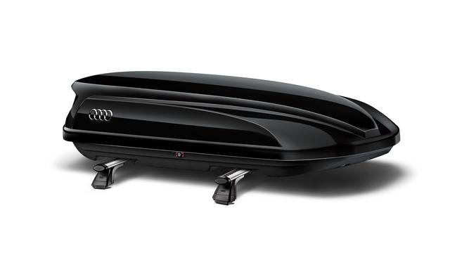 Cargo Carrier - Black - Small - Capacity 360L - Audi (8X0-071-200-Y9B)