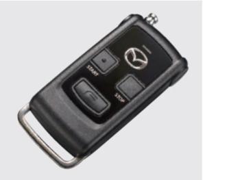 2018 2020 Mazda Remote Start Engine Additional Key Fob C960 V7 621 Mazda Parts