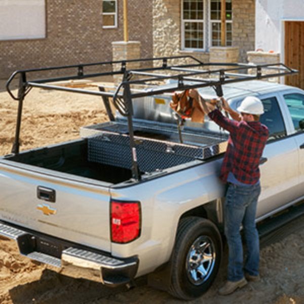 Bed Ladder Utility Rack