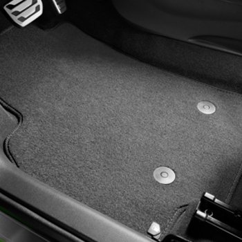 Floor Mats, Carpet - GM (42609450)