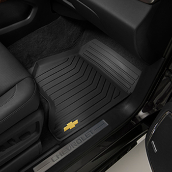 Floor Mats, All-Weather, Front - GM (23452760)