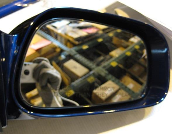 Genuine Toyota 87910-1A841-H1 Rear View Mirror Assembly