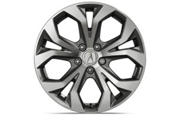 18 Inch Diamond Cut Alloy Wheel
