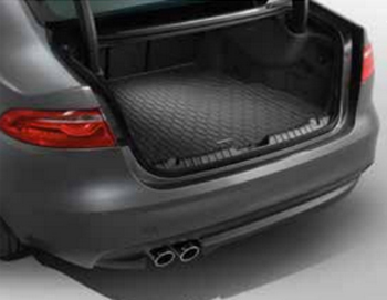 Cargo Area Mat, Rubber Extension - Jaguar (T2H7734)