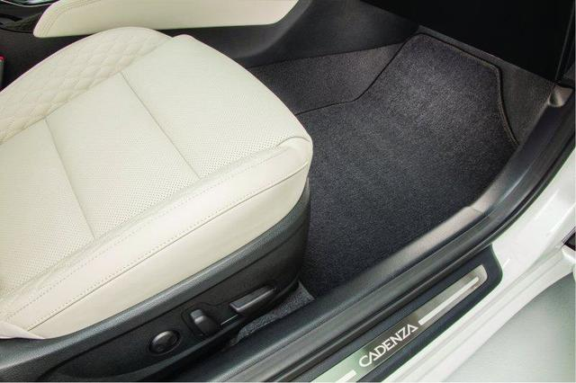 Floor Mats, Carpet 22oz