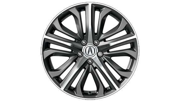 "Genuine Acura 2017 TLX 19"" Berlina Black Wheels - Acura (08W19-TZ3-200A)"