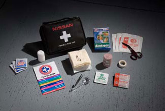 First Aid Kit - Nissan (999A3-8X000)
