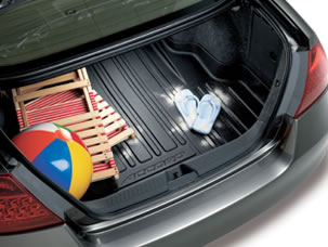 TRUNK TRAY (2005-2007 ACCORD HYBRID)