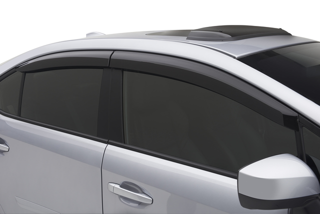 Window Deflectors, Side