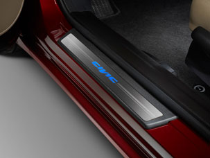 Door Sill Trim - Illuminated - Sedan - Honda (08E12-TR0-110)