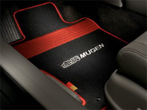 Floor Mats, Mugen Carpet