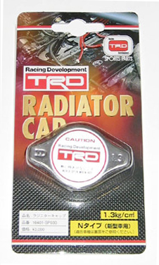 TRD Performance Radiator Cap - Toyota (PTR04-00000-03)