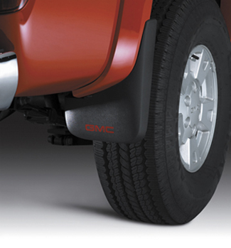 Splash Guards, Front, Rear