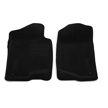 Floor Mats, Carpet, Front - GM (19299549)