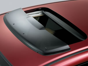 Air Deflector, Moonroof