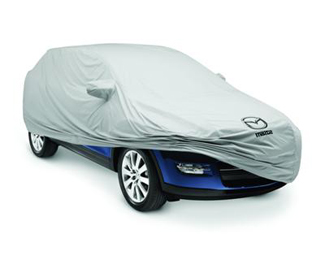Vehicle Cover - Mazda (0000-8J-N01)