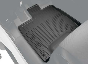 Floor Mats, All-Season (High Wall)(Black) - Honda (08P17-TGS-100)