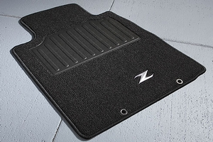 Floor Mats, Carpet, Z Logo