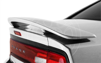 Rear Spoiler - Bright Silver - PS2