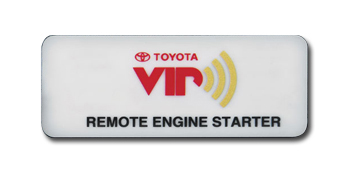 Remote Start - Toyota (PT398-60101)